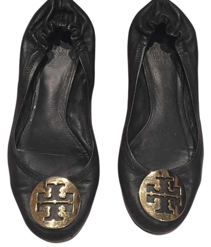 05c68ea8a1d Tory Burch Reva Flats Size US 7.5 Regular (M