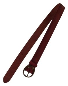 Lucky Brand Lucky Brand Leather Belt