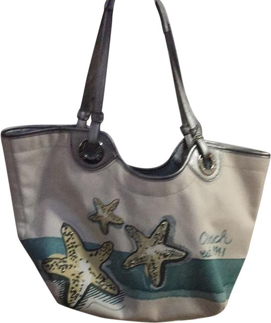 Item - F19212 Beige Beach Bag