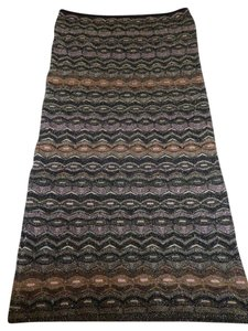 Missoni Imported From Itlay Strapless Dress