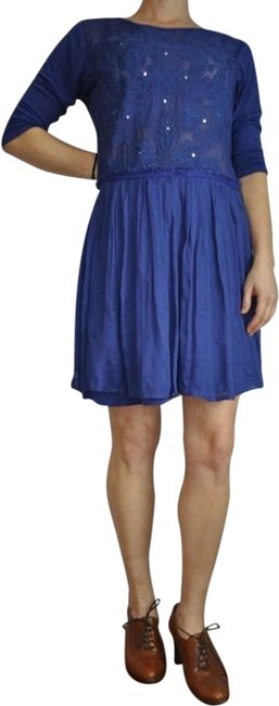 Joes Jeans short dress Purple on Tradesy
