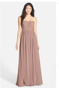 Jenny Yoo Pecan Aidan Convertible Strapless Gown Dress