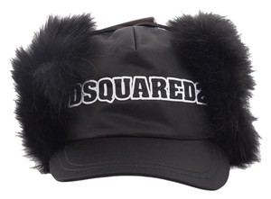 DSquared Dsquared fur hat Size Small new authentic