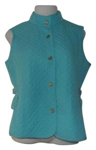 Talbots Equestrian Quilted Vest
