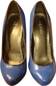 Aldo Shoes Blue Pumps