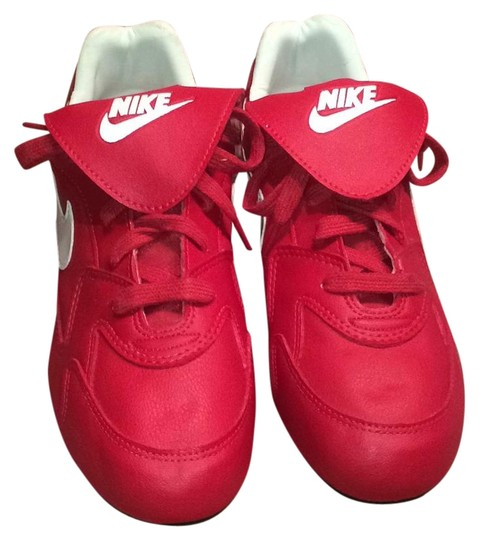 Nike Red Athletic Image 0