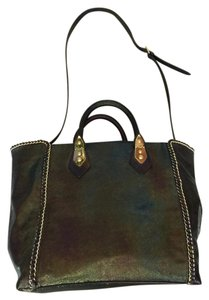 Limited Edition Tote in irridescent black