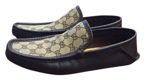 Gucci Brown Flats