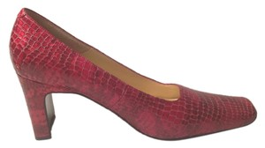 Bellini Red Pumps