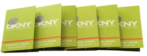 DKNY Lot of 6 DKNY Be Desired Eau de Parfum Spray Carded Samples 0.05 oz / 1.5 ml each