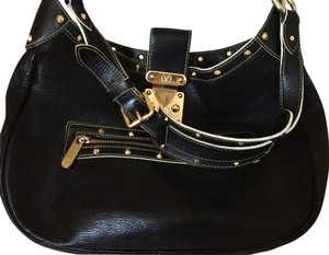 Louis Vuitton Calfskin Shoulder Bag