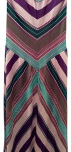 Multicolor mostly purples Maxi Dress by M Missoni