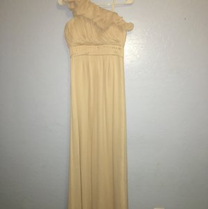 Max And Cleo Champagne Dress