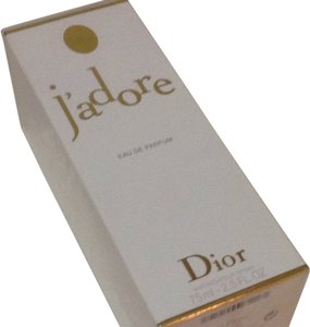 Dior Dior Jadore Eau De Parfum 2.5fl.oz 75ml Europe Edition Collectible