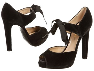 Emporio Armani Black Pumps