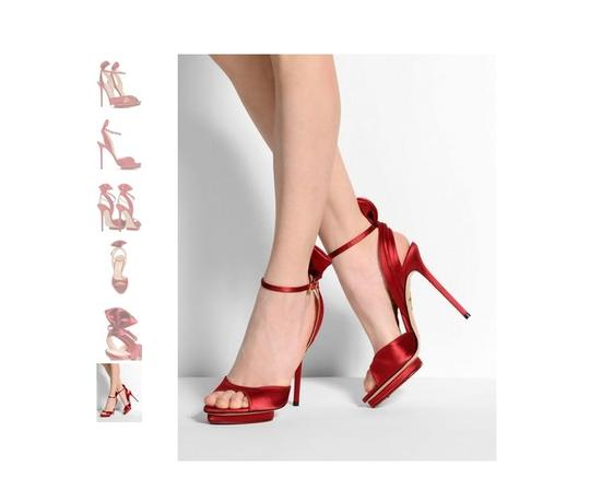 Charlotte Olympia red Sandals Image 1