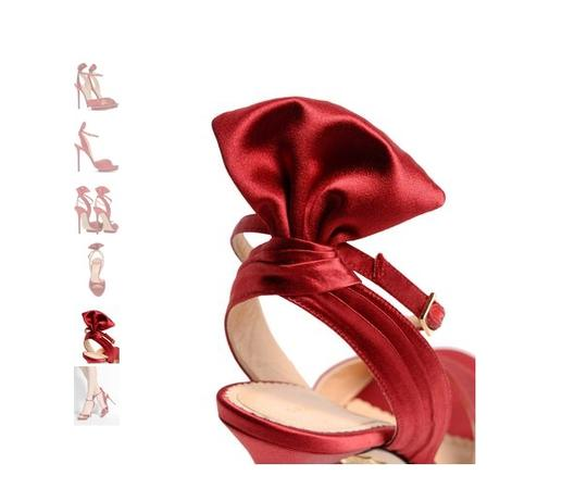 Charlotte Olympia red Sandals Image 3