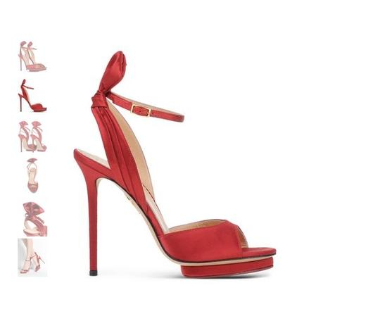 Charlotte Olympia red Sandals Image 5