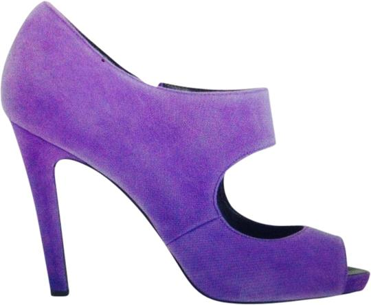 Barneys New York Purple Boots