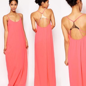 Pink Maxi Dress by Oh My Love
