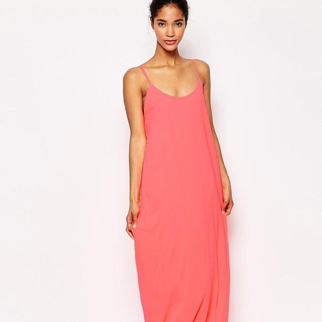 Pink Maxi Dress by Oh My Love Image 1