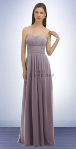 Bill Levkoff Victorian Lilac Chiffon Style 332 Formal Bridesmaid/Mob Dress Size 6 (S)