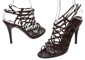 Sigerson Morrison Brown Sandals