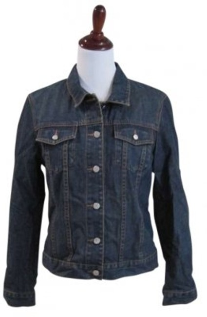 J.Crew Blue Jean Womens Jean Jacket