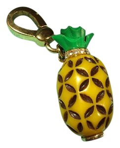 Juicy Couture JUICY COUTURE 2005 CRAZY RARE & HARD TO FIND, ADORABLE PINEAPPLE CHARM.