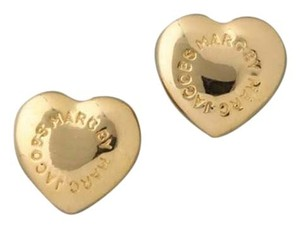 Marc by Marc Jacobs Marc by Marc Jacobs Heart Stud Earrings