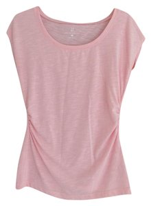 New York & Company T Shirt Pink