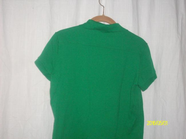Lacoste Top Green Image 1