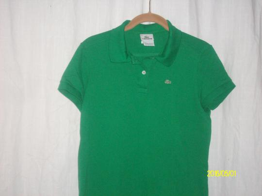 841b492f 30%OFF Lacoste Green 100% Cotton Polo Shirt Size 44 Top - kraftex.no