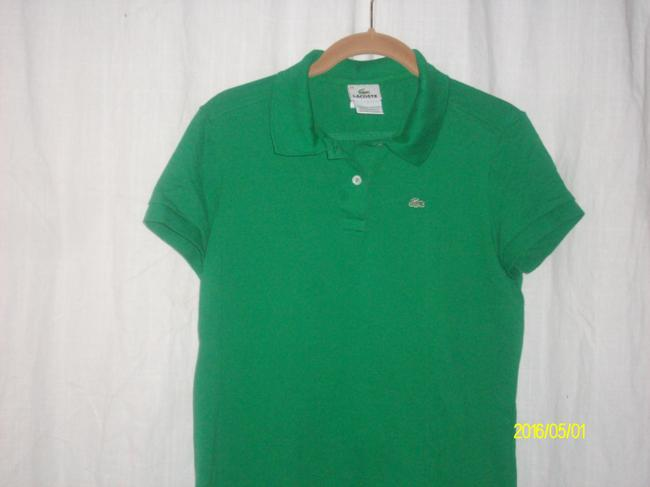 Lacoste Top Green Image 2