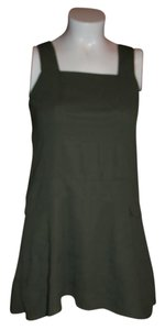 Nanette Lepore short dress Olive Green on Tradesy