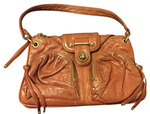 Botkier Satchel in Luggage Brown