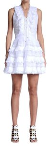 Just Cavalli short dress White on Tradesy