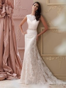 David Tutera For Mon Cheri 115242 Wedding Dress