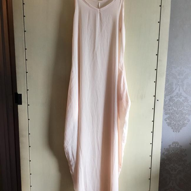 Other Solid Color Cami Maxi Dress Image 4
