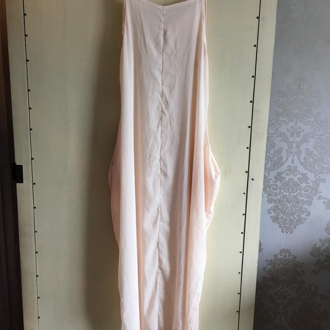 Other Solid Color Cami Maxi Dress Image 7