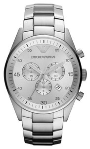 Emporio Armani Emporio Armani Stainless Steel Mens Watch AR5963