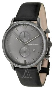 Emporio Armani Emporio Armani Genuine Leather Mens Watch AR0388