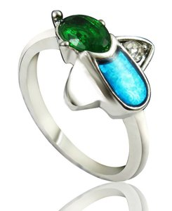 Opal Fashion Ring Free Shipping