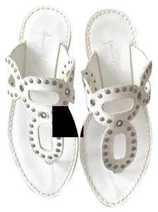 Henry Beguelin white Sandals