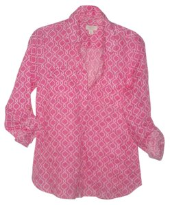 Charter Club Top Pink