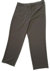 Yansi Fugel New Brown Dress Trouser Pants Fawn