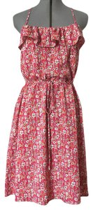 Liberty of London for Target short dress Pink floral on Tradesy