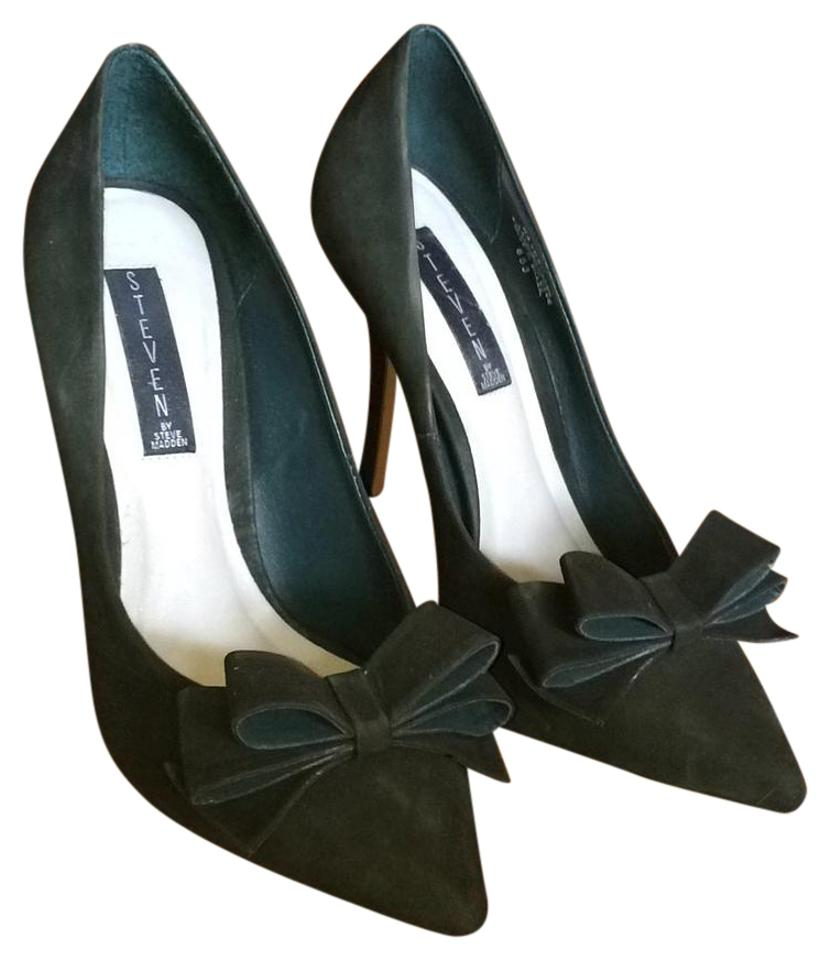 f20acce6090 Steven by Steve Madden Hunter Green  ravesh  Pumps. Size  US 10 Regular (M  ...