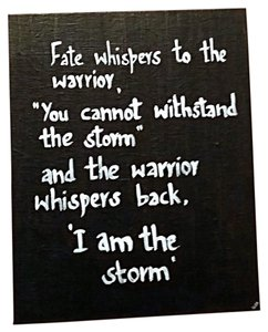 Fate whispsers - quote