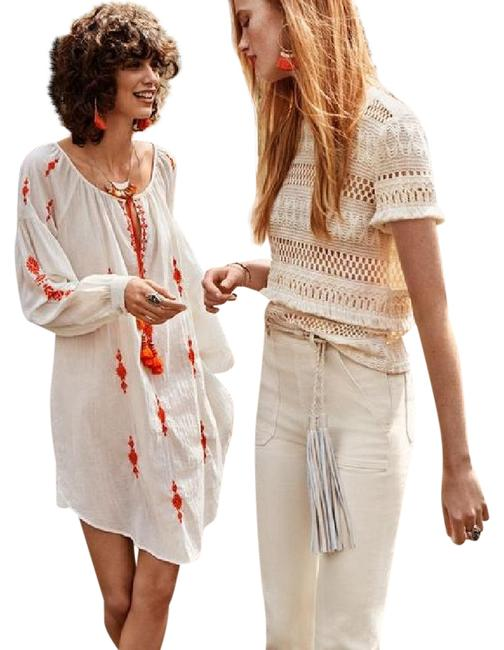 Preload https://img-static.tradesy.com/item/15612286/h-and-m-white-conscious-collection-city-diaries-embroidered-tunic-with-tassels-short-casual-dress-si-0-3-650-650.jpg